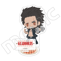 Stand Pop - Acrylic stand - Final Fantasy XV / Gladiolus Amicitia