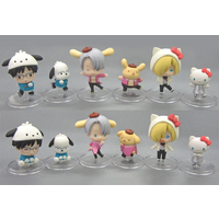 (Full Set) Trading Figure - Hello Kitty / Yuri & Yuuri & Victor