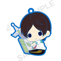 Rubber Strap - Star-Mu (High School Star Musical) / Sawatari Eigo (Star-Mu)