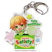 Trading Acrylic Key Chain - Star-Mu (High School Star Musical) / Team Hiragi & Team Otori & Hoshitani Yuta Size-5