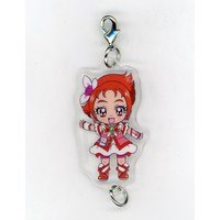 Acrylic Charm - Yes! PreCure 5 / Cure Rouge