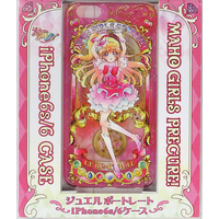 iPhone6s case - iPhone6 case - Smartphone Cover - PreCure Series / Asahina Mirai (Cure Miracle)