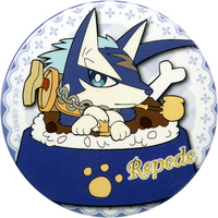 Trading Badge - Tales of Vesperia / Repede & Tear