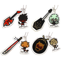 (Full Set) Acrylic Key Chain - SHOW BY ROCK!!