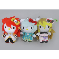 (Full Set) Plushie - Tales of the Abyss / Milla & Luke & Mikleo