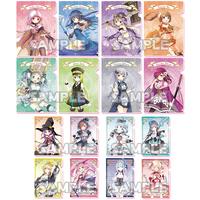 (Full Set) Plastic Folder - MadoMagi