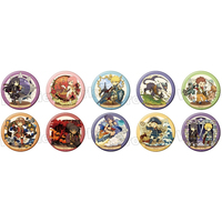 (Full Set) Trading Badge - Tales of Vesperia