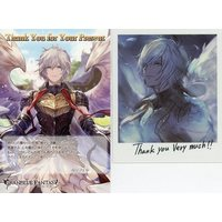 Postcard - Illustrarion card - GRANBLUE FANTASY / Lucifel