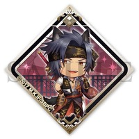 Badge - Sengoku Night Blood
