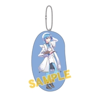 Cushion Key Chain - VOCALOID / KAITO