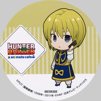 Coaster - Hunter x Hunter / Kurapika & The Phantom Troupe