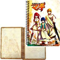 Notebook - Magi / Alibaba & Aladdin & Morgiana