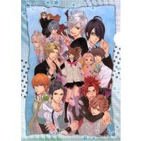 Plastic Folder - BROTHERS CONFLICT / Juli & Ema & Asahina Brothers