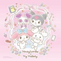 Towels - Sanrio