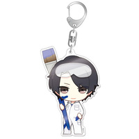 Acrylic Key Chain - Stand My Heroes
