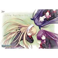 Pillow Case - Little Busters! / Saya & Kanata