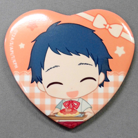 Heart Badge - King of Prism by Pretty Rhythm / Ichijou Shin