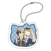 Acrylic Key Chain - Tales of Xillia2 / Elle & Ludger