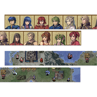 Masking Tape - Fire Emblem: Shadow Dragon and the Blade of Light