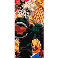 Bath Towel - My Hero Academia / Bakugou Katsuki