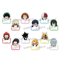 Name Tag - My Hero Academia