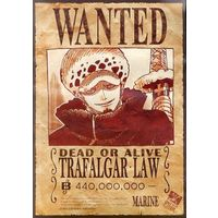 Poster - ONE PIECE / Trafalgar Law