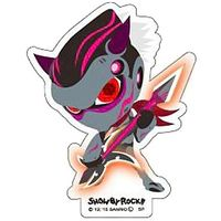 Stickers - SHOW BY ROCK!! / Oboro