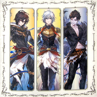 Cushion Cover - Sanrio / Lucifel & Sandalphon & Belial (GRANBLUE FANTASY)