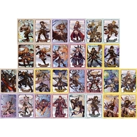 (Full Set) Character Card - GRANBLUE FANTASY