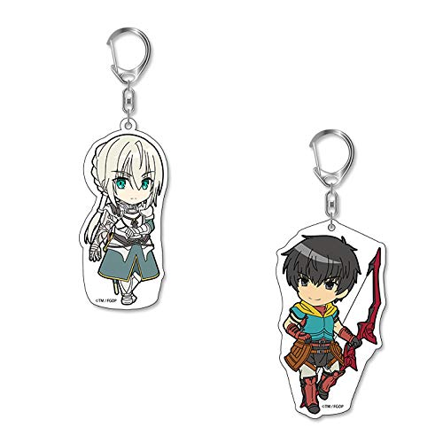 Trading Acrylic Key Chain - Pic-Lil! - Fate/Grand Order