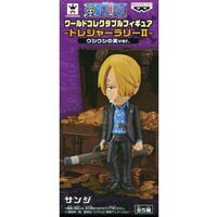 World Collectable Figure - ONE PIECE / Luffy & Sanji
