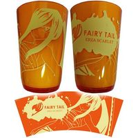 Tumbler, Glass - Fairy Tail / Erza Scarlet