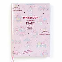 Schedule Book - Schedule Book 2019 - My Melody
