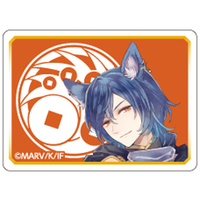Badge - Sengoku Night Blood / Kirigakure Saizou