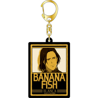 Acrylic Key Chain - BANANA FISH / Blanca