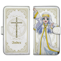iPhone6 case - Smartphone Wallet Case for All Models - Toaru Majutsu no Index / Index