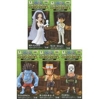 (Full Set) World Collectable Figure - ONE PIECE / Luffy & Ace & Hancock