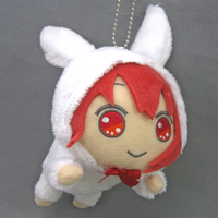 Plush Key Chain - Kiradoru - IDOLiSH7 / Nanase Riku