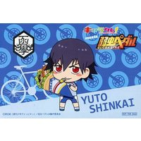 Illustrarion card - Yowamushi Pedal / Shinkai Yuto