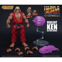 Action Figure - Street Fighter / Ken Masters