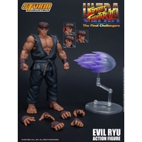 Action Figure - Street Fighter / Ryu
