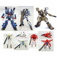(Full Set) Trading Figure - Macross Series