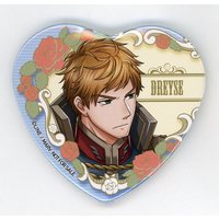 Heart Badge - Senjuushi : the thousand noble musketeers / Dreyse (Senjuushi)