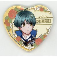 Heart Badge - Senjuushi : the thousand noble musketeers / Springfield (Senjuushi)