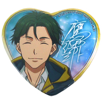 Heart Badge - King of Prism by Pretty Rhythm / Takahashi Minato