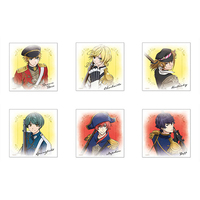 (Full Set) Illustration Panel - Senjuushi : the thousand noble musketeers