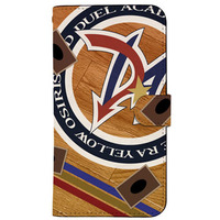 Smartphone Wallet Case for All Models - Yu-Gi-Oh! GX
