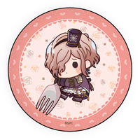 Badge - Senjuushi : the thousand noble musketeers / Noel (Senjuushi)