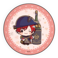 Badge - Senjuushi : the thousand noble musketeers / Napoleon (Senjuushi)