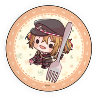 Badge - Senjuushi : the thousand noble musketeers / Kentucky (Senjuushi)